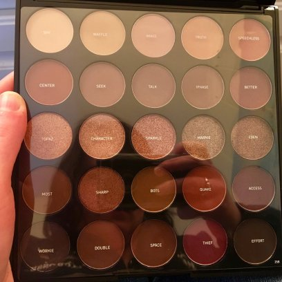 upclose with morphe